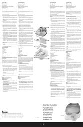 Kaz V3100-CAN Leaflet