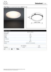 Modular Flat Moon 11855209 Data Sheet