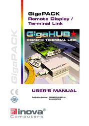 Inova GigaHub PD008310103.001 AB User Manual