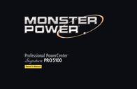 Monster Power 109457-00 User Manual