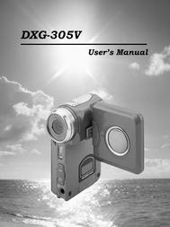 DXG -305v User Manual