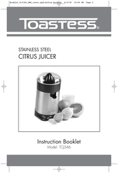 Toastess TCJ346 User Manual