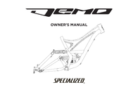 Specialized Enduro 6 User Manual