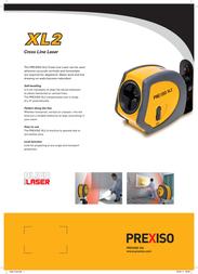 Prexiso XL2 PREXISO XL2 Leaflet