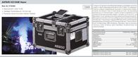 Antari Fog Machine 51702695 Data Sheet