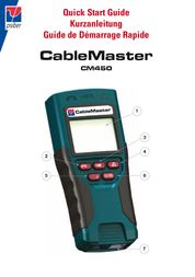 Psiber Data Psiber Cable tester, cable tester 226502 User Manual