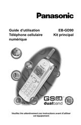 Panasonic EB-GD90 Operating Guide
