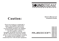 Soundstream 200 User Guide