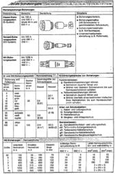 Kopp Fuse DII/E27 25 A (5 pce.) 3255.0008.9 Data Sheet
