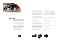 Canon EOS D60 DIGITAL CAMERA 7508A021 Leaflet