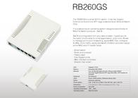 Mikrotik RB260GS Leaflet
