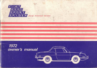 Fiat 850 sport spider User Manual