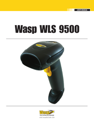 Wasp WLS9500 User Guide