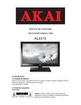 Akai AL2215 User Manual