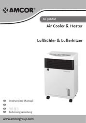 Amcor AC 706AM User Manual