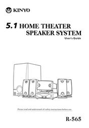 Kinyo R-565 User Manual