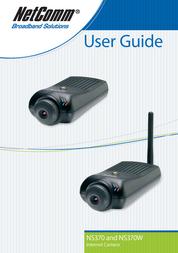 Netcomm NS370 User Manual