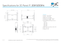 Herma Panel IT 2C814 Leaflet