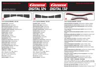 Carrera Narrow section 30350 Data Sheet