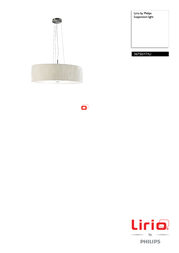 Lirio by Philips NESTOR 3675017LI Leaflet