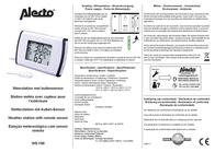 Alecto WS-100 WS100A Data Sheet