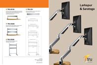 Tru-Office Solutions TRU-S102 TRU-S102-S User Manual