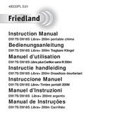 Friedland D917 S Wireless Bell 200011 User Manual