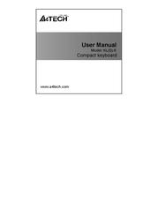 A4Tech KL-5UP KL-5UP(SILVER&BLACK) User Manual