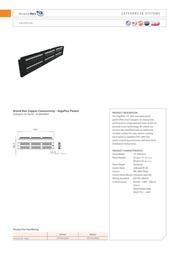 Brand-Rex GPCPNLU24002 Leaflet