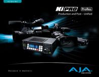 AJA Ki Pro Base Unit KI-PRO-R0 User Manual