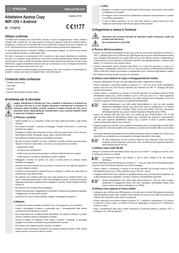 Apotop DW21 DW-21 Leaflet