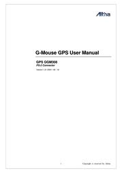Altina GPS 9540 User Manual