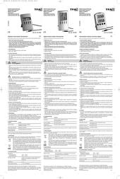 TFA 30.1027 Data Sheet