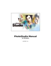 ArcSoft photostudio User Manual