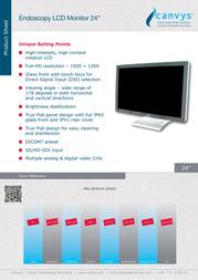 Canvys MD-DFM24-ENDO IMMD-DFM24-ENDO Leaflet