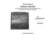 Lanzar MOBILE THEATER STDIN70 User Manual