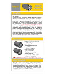Roadmaster RBB650T User Manual