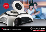 Optoma MovieTime Digital DVD Projector DV10 User Manual