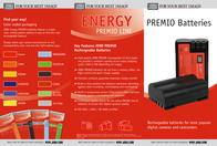 JOBO Premio Battery Leaflet