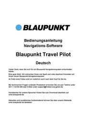 Blaupunkt Travel Pilot 70 LMU 1081234710001 User Manual