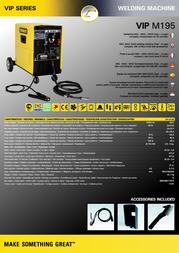 Stanley VIP M195 11181 Leaflet