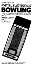Mattel Video Gaming Accessories 1995-0920 User Manual