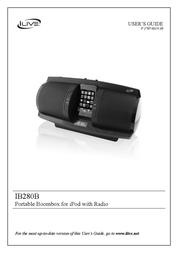 iLive IB280B User Manual
