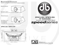 DB Link spw12.3d4 User Manual
