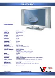 V7 LTV30 Leaflet