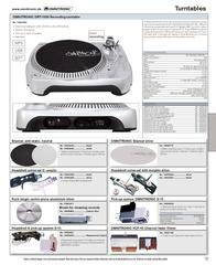 Gemini DRT-1000 DRT1000 Leaflet