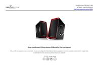 Energy Sistem Acoustics 250 385645 User Manual