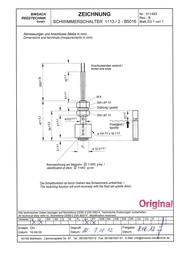 Binsack N/A LS01-1A71-PP-500W Max 10 VA Binsack LS01-1A71-PP-500W Max 10 VA LS01-1A71-PP-500W Data Sheet