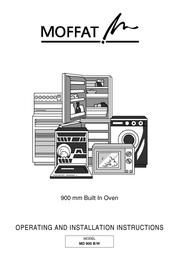 Moffat MD 900 B/W User Manual