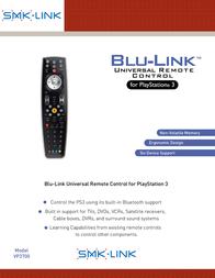 Interlink Blu-Link VP3700 Leaflet